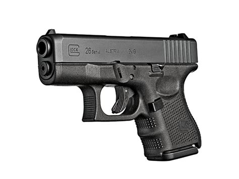 perfect nines  reliable glock pistols chambered  mm