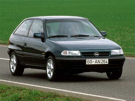Opel Astra 1 6 by Opel Astra F Cc 1 6 Si 100 Hp