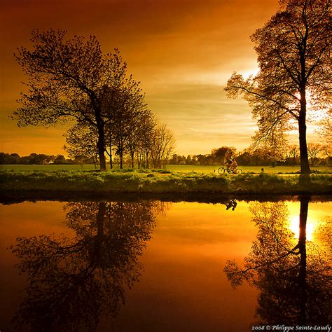 beautiful reflections  architecture  landscapes