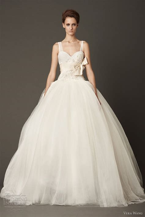 Vera Wang Wedding Dresses Fall 2013 Wedding Inspirasi