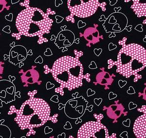 125 best images about GIRLY SKULLS AND BONES WALLPAPERS on ...