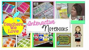 A How To Guide To Interactive Notebooks With Angie Olson A
