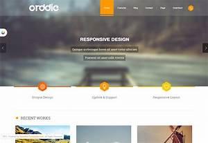orddie free responsive joomla template With free responsive templates