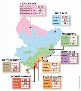 Combien De Watt Par M2 : immobilier sur la c te d 39 azur les prix sont la baisse immobilier nice matin ~ Melissatoandfro.com Idées de Décoration