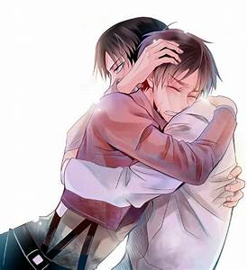 341 best images about Attack on Titan (Levi x Eren) on ...
