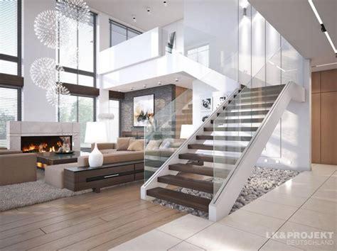 wohnzimmer le modern 11 tolle ideen f 252 r einen steingarten unter der treppe