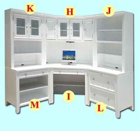 small white desk with hutch white computer desks with hutch best with white computer