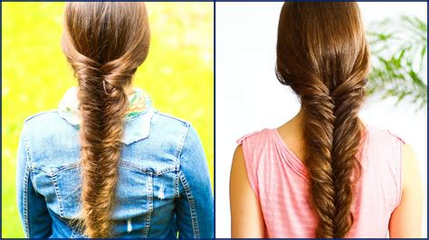 How To Fishtail Braid For Beginners+messy Version★ Diy Step By Step Tutorial ★ What Hairstyle Would Look Best On Me Quiz Half Updo Hairstyles For Curly Hair Mens Over 50 2016 Do It Yourself Natural Short Black Long Faces Prom Up African American Videos Of Hairs