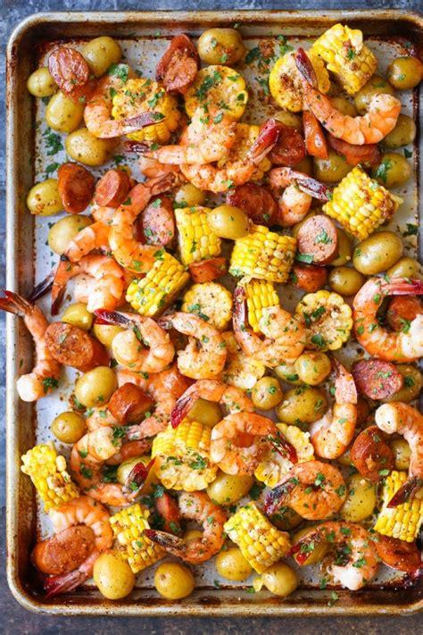 sheet pan shrimp boil keeprecipes  universal recipe box