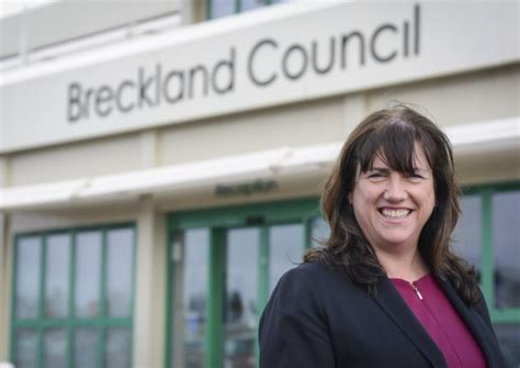 Breckland Council Chief Executive Tells Thetford Town