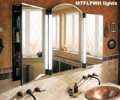 robern lighting robern pl series medicine cabinets and lighting