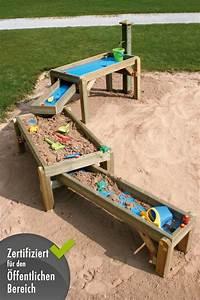 Spiele Für Garten : sandtisch din en 1176 spiel wasser sandkasten wasserspielstra e sandkasten pinterest ~ Frokenaadalensverden.com Haus und Dekorationen