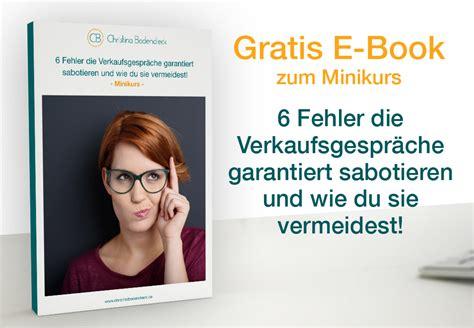 6 Fehler Die Verkaufsgespräche Garantiert Sabotieren › Kundenakquise Hamburg