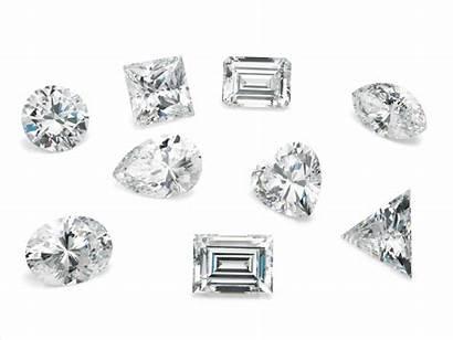 Diamond Shapes Diamonds Shape Loose Cut Assortment