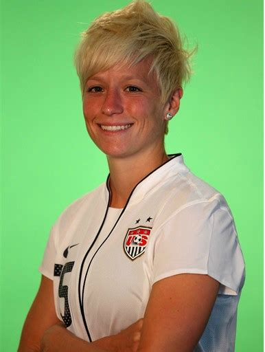 random  eh megan rapinoe born  redding