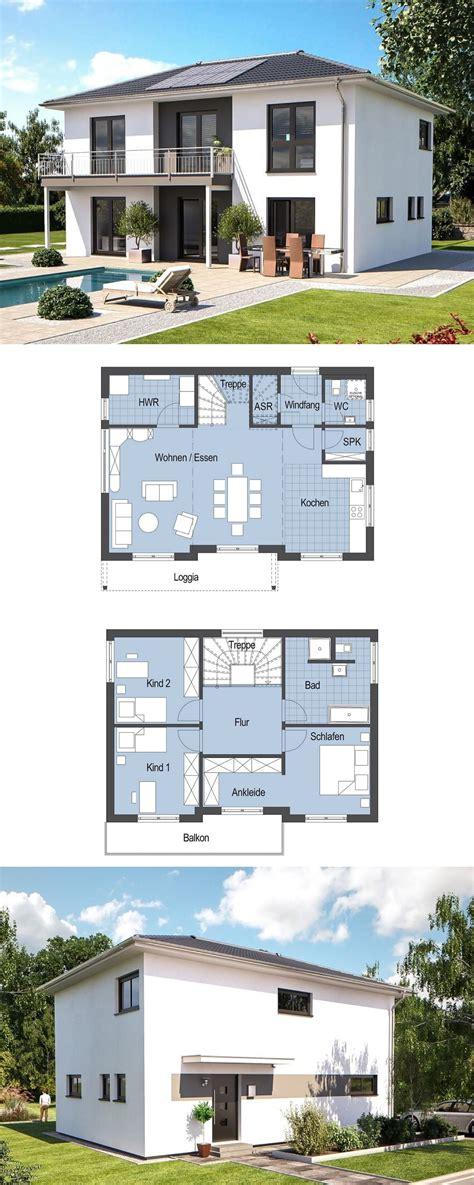 Moderne Häuser Bauen Lassen by Moderne Stadtvilla Einfamilienhaus Top S 149 Hanlo