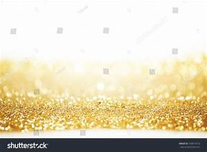 Abstract Gold Background White Copy Space Stock Photo ...