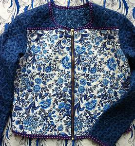 Diy, Quilted, Jacket