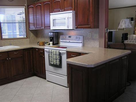 mobile home kitchen cabinets mobile home kitchen flickr photo sharing