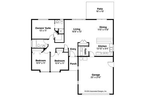 Floors Plans : Associated Designs