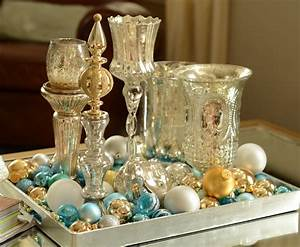 37, Silver, And, Gold, Christmas, Decorations, Ideas