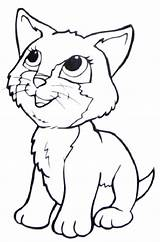 Coloring Cat Siamese Pages Printable Getcolorings sketch template