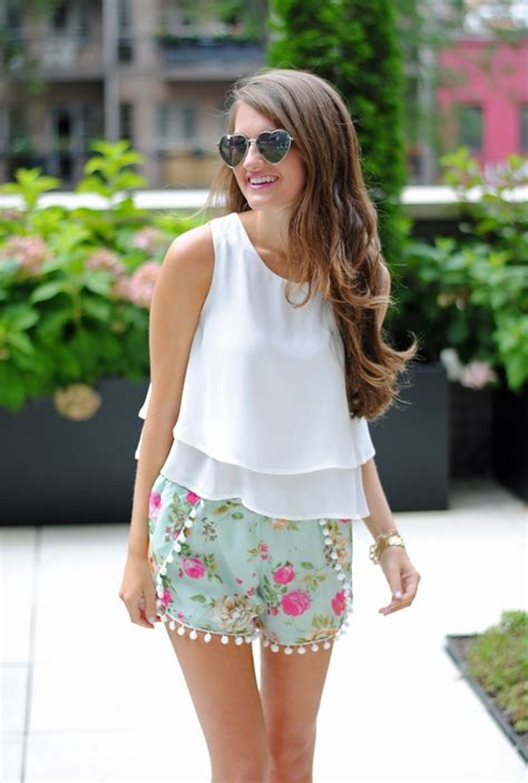 Cute Summer Outfits Tumblr Shorts 2015-2016   Fashion Trends 2016-2017