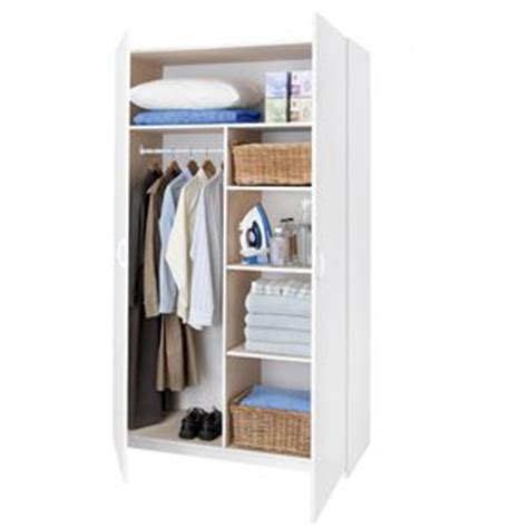 closetmaid 48 wide wardrobe cabinet wardrobe cabinets wardrobes and cabinets on pinterest