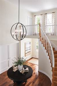 7, Foyer, Lighting, Ideas, For, An, Airy, Entry