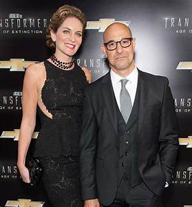 Stanley Tucci opens up on his second marriage