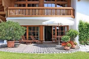 terrassen bilder With markise balkon mit schöner wohnen tapete blumen