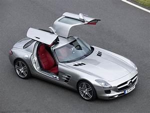 Mercedes Portes Papillon : automotive picture mercedes benz sls amg 2011 ~ Medecine-chirurgie-esthetiques.com Avis de Voitures