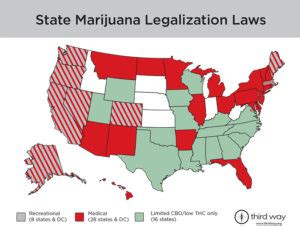 states voting for legalization of pot 2016 elections a tipping point for cannabis legalization