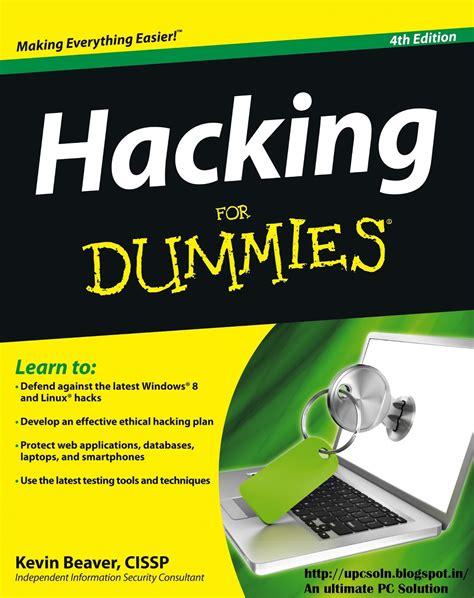 pc trickstipsand hacks hacking  dummies