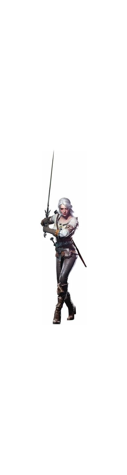 Witcher Ciri Cirilla Wiki