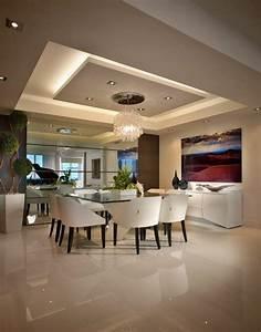 1 table carree salle a manger contemporaine de luxe avec With salle À manger contemporaine avec table de salon carrée