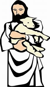 Jesus christ with sheep clipart - Clipart Collection ...
