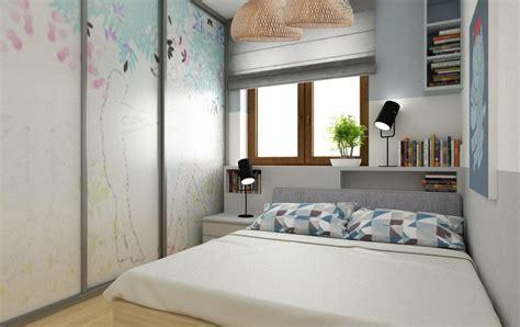 aménagement chambre à coucher aménagement chambre utilisation optimale de l espace