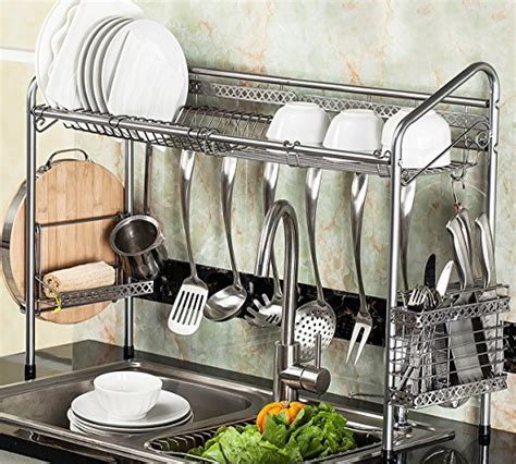 kitchen sink shelf the sink shelf with paper towel holder 3 useful 2877
