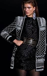 everything we know about balmain for hm With robe balmain h m