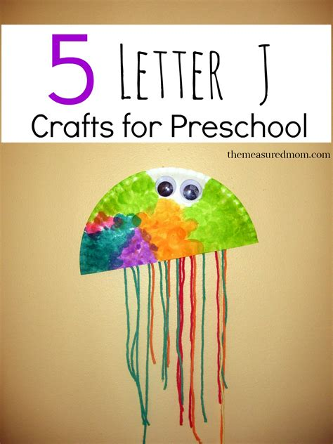 letter j art projects for preschoolers letter j crafts the measured 557