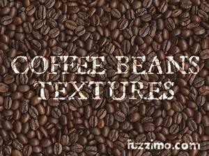 Free Hi-Res Coffee Beans Texture + Seamless | fuzzimo