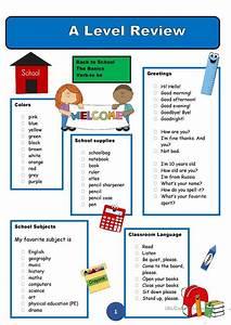 Level A  Part One Basic Vocabulary  U0026 Grammar