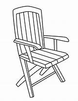 Chair Coloring Pages Furniture Designlooter Print 792px 91kb sketch template