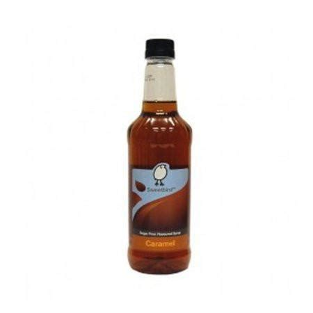 Add a splash of torani caramel syrup to your favorite coffee drink for a hint of sweet and salty decadence. Sweetbird Sugar Free Caramel Flavouring Syrup (1 Litre ...