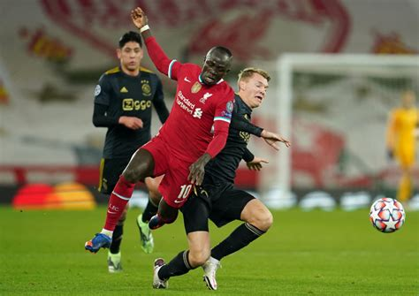 Liverpool player ratings versus AFC Ajax - The 4th Official