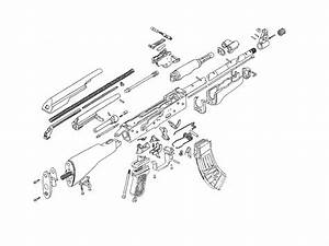 ak 47 larger submission by aidank on deviantart With ak 47 exploded diagram all image about wiring diagram and schematic on