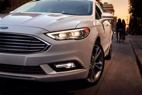 Ford Fusion by 2017 Ford Fusion Earns Iihs Top Safety The News Wheel