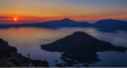 Crater Lake Wallpapers Oregon Usa Mountain 1100