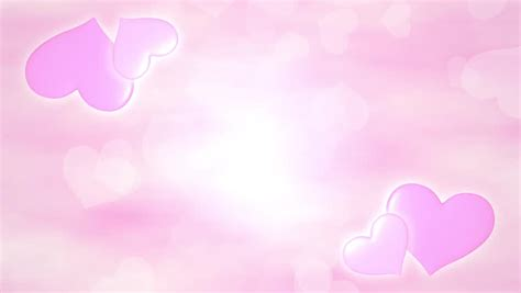 Pink Animated Vector Clouds Expanding And Contracting